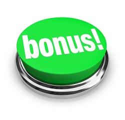 Casino Bonus Button
